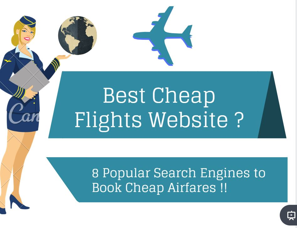 Cheap Best Flight Search Engines to Book Cheap Flights and Airline Tickets